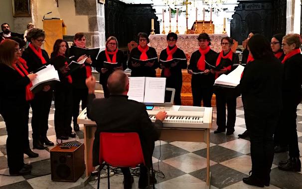 coro polifònicu femminile